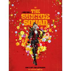 Suicide Squad 2 - Harley Quinn (Коллекции постеров)   Отряд самоубийц 2 - Харли Квинн