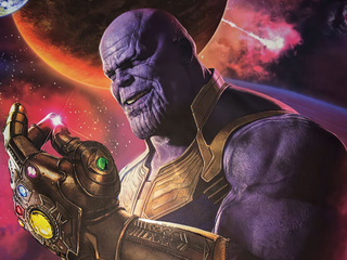 Категория постеров и плакатов Thanos