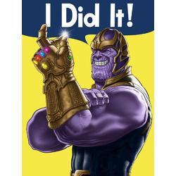 Thanos - I Did It! | Танос