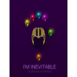 Thanos 0 I'm Inevitable | Танос