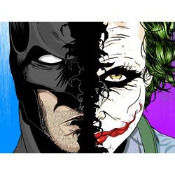 Batman & Joker   Бэтмен и Джокер