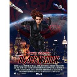 Black Widow   Черная Вдова