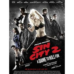 Sin City 2 | Город грехов 2