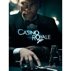 James Bond (007): Casino Royale | Джеймс Бонд: Казино Рояль