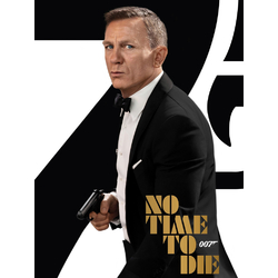 James Bond (007): No Time to Die | Джеймс Бонд
