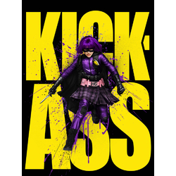 Kick-Ass | Пипец: Убивашка