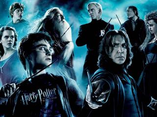 Категория постеров и плакатов Гарри Поттер