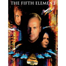 The Fifth Element | Пятый элемент