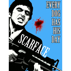 Scarface: Every Dog has His day | Лицо со шрамом
