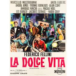 La Dolce Vita | Сладкая жизнь