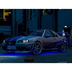 Fast and the Furious: Skyline | Форсаж: Скайлайн