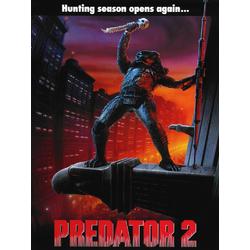 Predator 2: Hunting season opens again... | Хищник 2