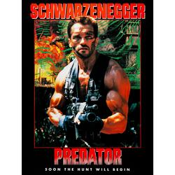 Predator: Schwarzenegger | Хищник: Шварценеггер