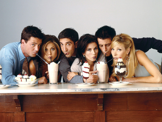 Категория постеров и плакатов Friends
