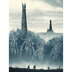 The Lord of the Rings (Коллекция постеров) | Властелин Колец