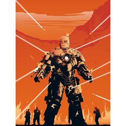 Iron man (Коллекция постеров) | Железный человек