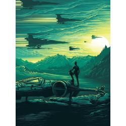 Star Wars (Коллекция постеров №6) | Звездные войны: Пробуждение силы