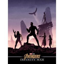 Avengers: Collection | Мстители: Война Бесконечности | Коллекция постеров