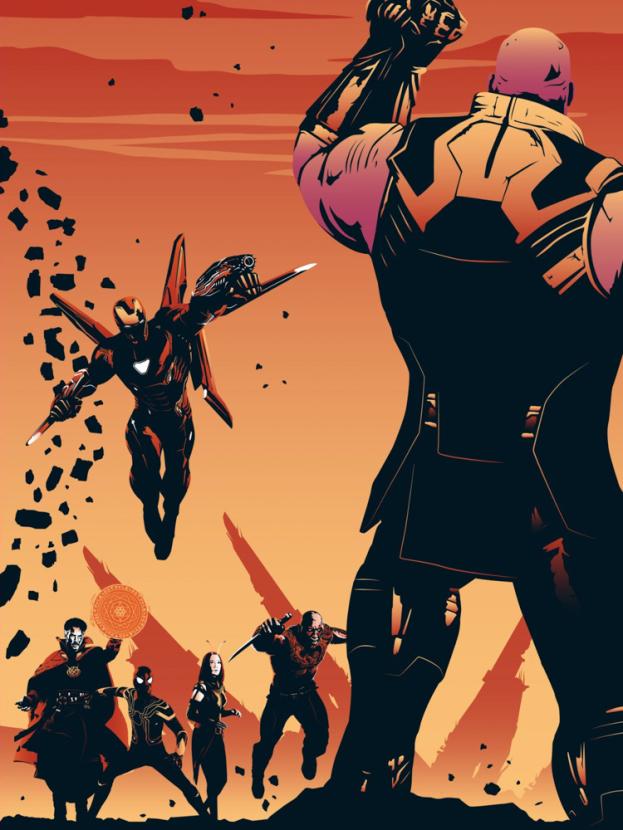 Avengers: Collection 2   Мстители: Коллекция постеров 2