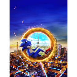 Sonic the Hedgehog | Соник в кино
