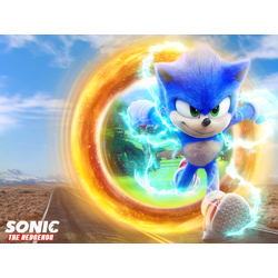 Sonic the Hedgehog | Соник в кино