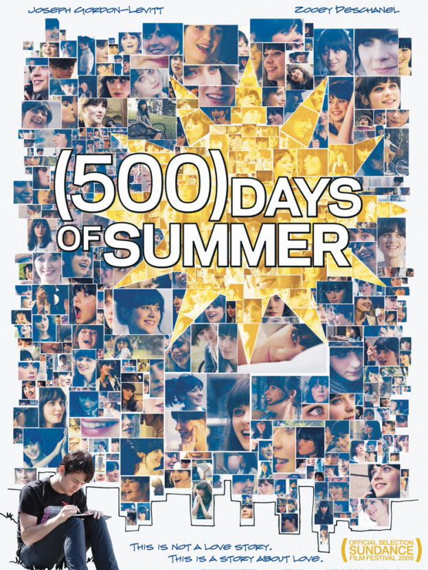 500 Days of Summer | 500 дней лета