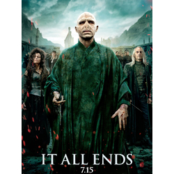 Harry Potter | Гарри Поттер - It all ends