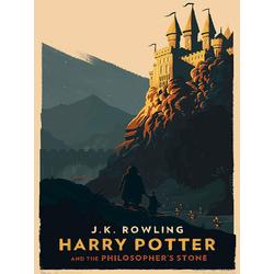 Harry Potter and the Filisopher's Stone | Гарри Поттер и философский камень