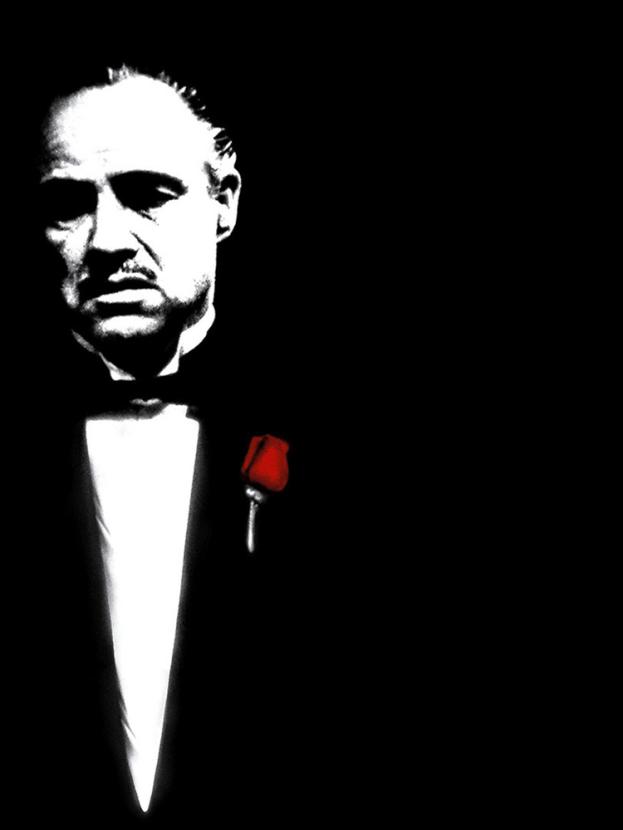 The Godfather   Крестный отец - Вито Корлеоне