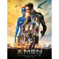 X-men | Люди Икс - Days of future past