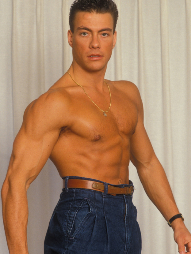 Van Damme Jean-Claude | Жан-Клод Ван Дамм