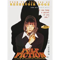 Pulp Fiction | Криминальное Чтиво - Ума Турман