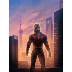Avengers: Endgame Collection (Коллекция постеров) 2 | Мстители: Финал | Человек муравей