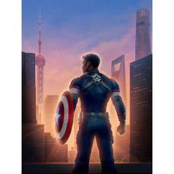 Avengers: Endgame Collection (Коллекция постеров) 2 | Мстители: Финал | Капитан Америка