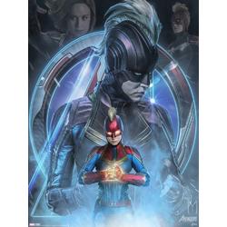 Avengers: Endgame Collection (Коллекция постеров) 3 | Мстители: Финал | Капитан Марвел