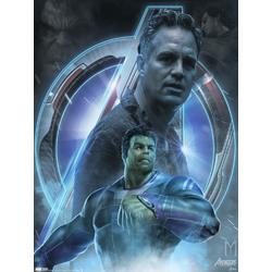 Avengers: Endgame Collection (Коллекция постеров) 3 | Мстители: Финал | Халк