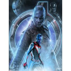 Avengers: Endgame Collection (Коллекция постеров) 3 | Мстители: Финал | Небула