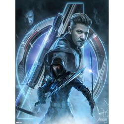 Avengers: Endgame Collection (Коллекция постеров) 3 | Мстители: Финал | Соколиный глаз