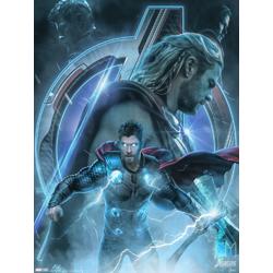 Avengers: Endgame Collection (Коллекция постеров) 3 | Мстители: Финал | Тор