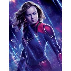 Avengers: Endgame Collection (Коллекция постеров) 4 | Мстители: Финал | Капитан Марвел