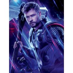 Avengers: Endgame Collection (Коллекция постеров) 4 | Мстители: Финал | Тор