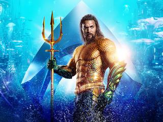 Категория постеров и плакатов Aquaman
