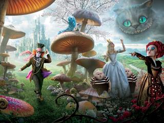 Категория постеров и плакатов Алиса в Стране Чудес