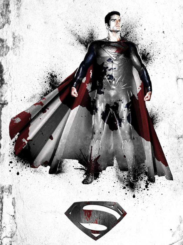 Avengers & DC Collection (Коллекция постеров): Superman | Супермен