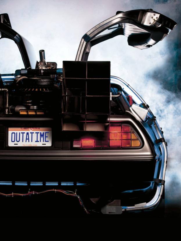 Back to the Future | Назад в будущее