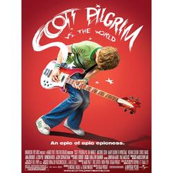 Scott Piligrim | Скотт Пилигрим