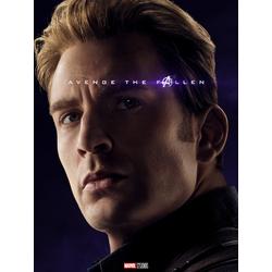 Avengers: Endgame Collection (Коллекция постеров) | Мстители: Финал | Капитан Америка