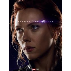 Avengers: Endgame Collection (Коллекция постеров) | Мстители: Финал | Черная вдова