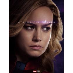 Avengers: Endgame Collection (Коллекция постеров) | Мстители: Финал | Капитан Марвел