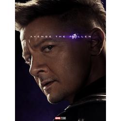Avengers: Endgame Collection (Коллекция постеров) | Мстители: Финал | Соколиный глаз
